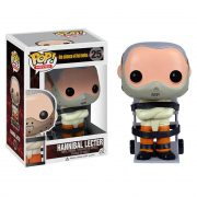 Funko Pop Hannibal Lecter The Silence of The Lambs