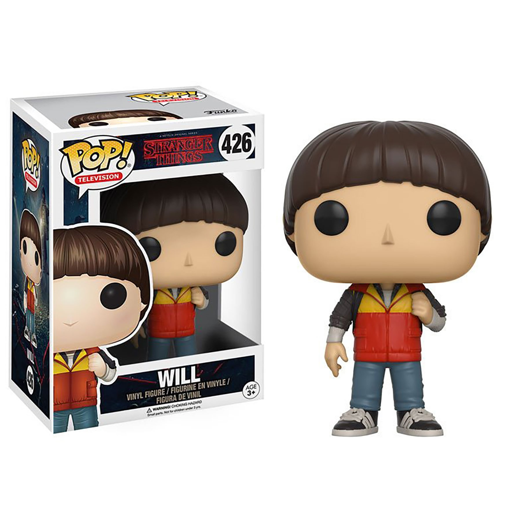 Funko POP Will Stranger Things Television 426