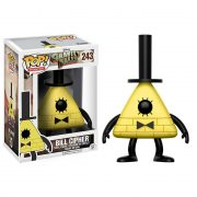 Funko POP Bill Cipher 243 Gravity Falls Disney Boneco