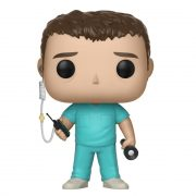 Funko POP Bob (In Scrubs) 639 Stranger Things Boneco